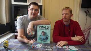 Holding On: Das bewegte Leben des Billy Kerr - Stephans und Bens Meinung nach 3 Partien