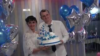 Шутка со свадебным тортом