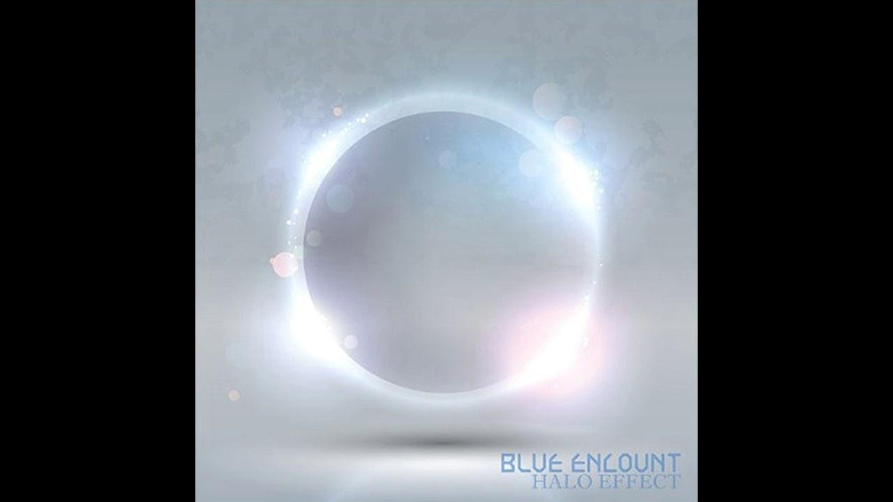 blue encount halo effect