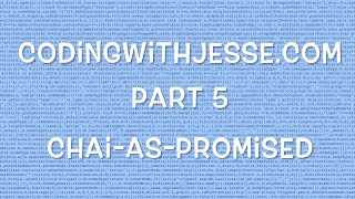 chai-as-promised - #5 - CodingWithJesse.com