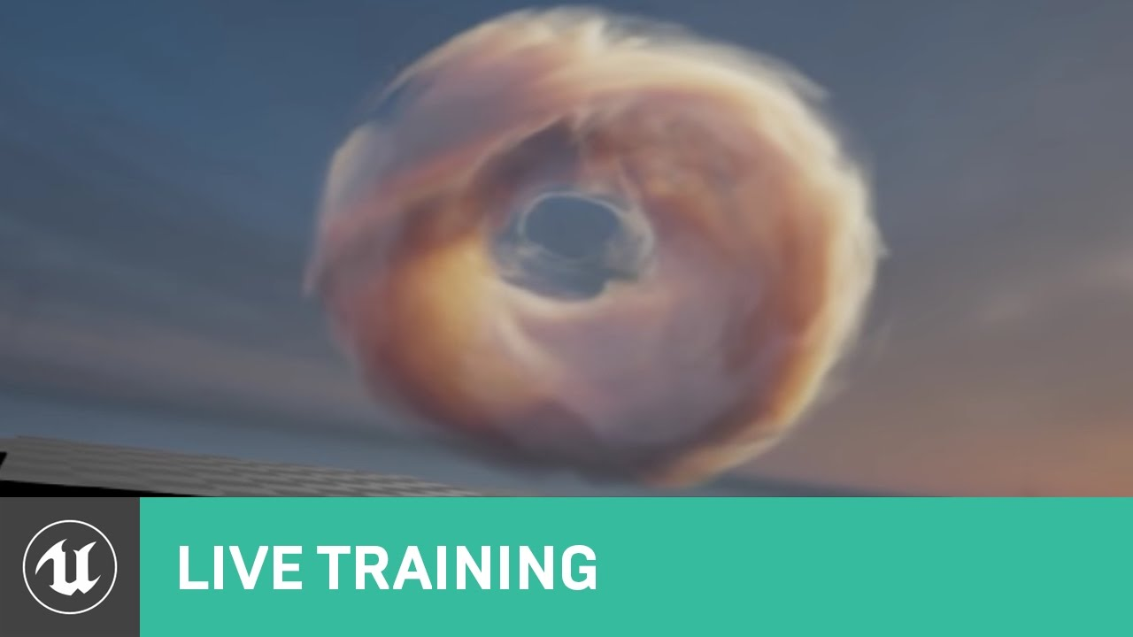 Training Livestream - Realtime Simulation and Volume