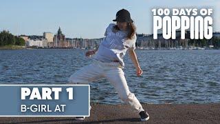 100 dni z Poppingiem   BGirl AT - Epizod 1