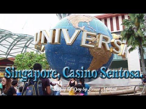 Singapore, Casino Sentosa.