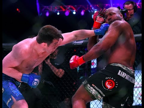 Bellator 192: Rampage Jackson vs. Chael Sonnen Highlights - MMA Fighting