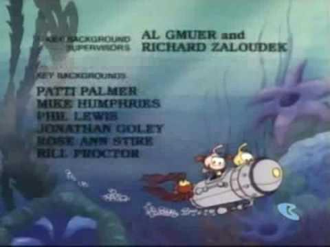 The Snorks - closing credits (FULL)