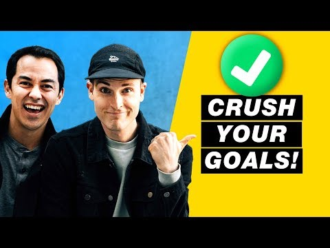 How Set and Crush Your YouTube Goals This Year – 5 Pro Tips