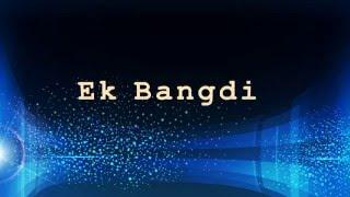 Ek Bangdi