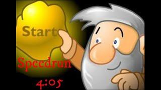 Gold Miner / Any% Speedrun 4:05 (levels 1   10)