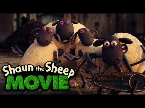 Shaun the Sheep The Movie - Singing (Movie Clip)