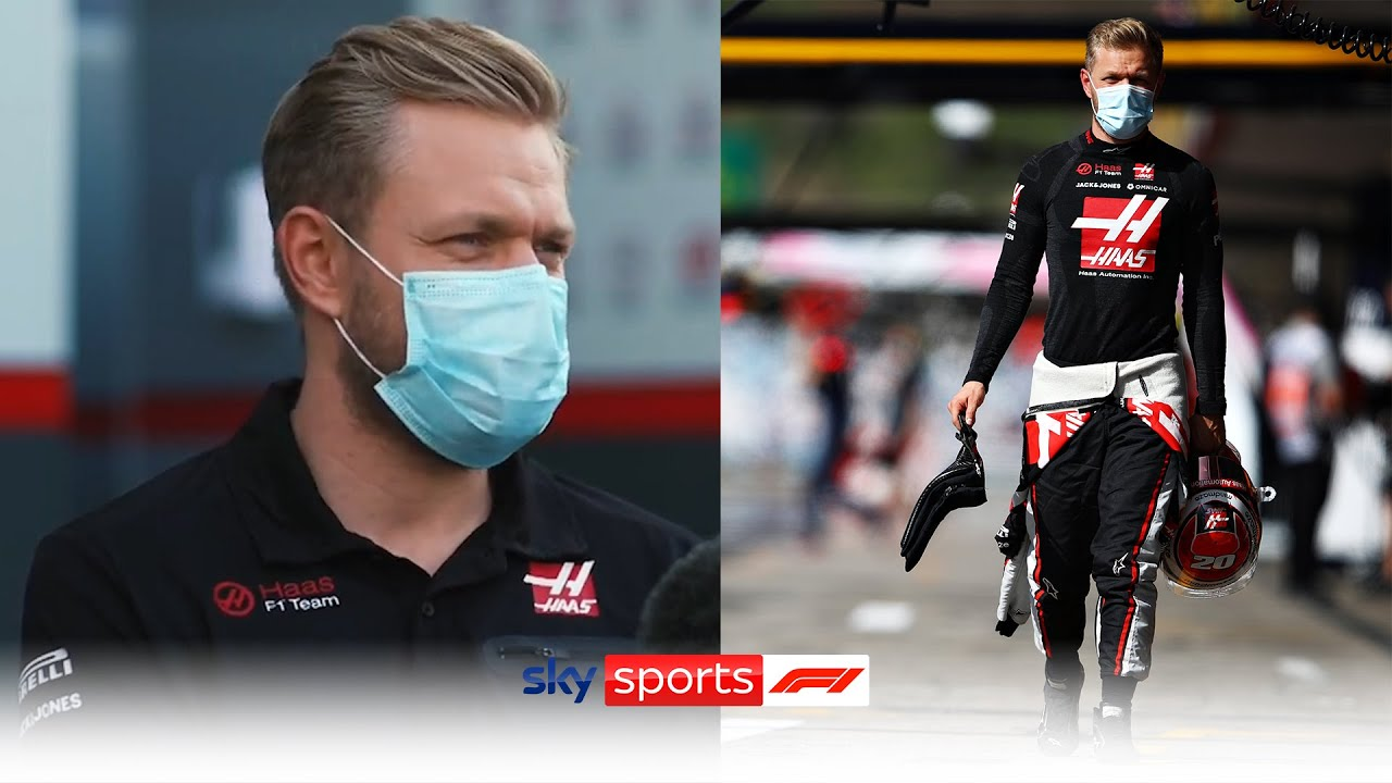 """It looks like that's it for me"" 