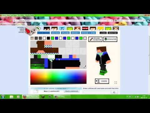 Skrillex Boy Skin Minecraft - Skins para minecraft pe de skrillex
