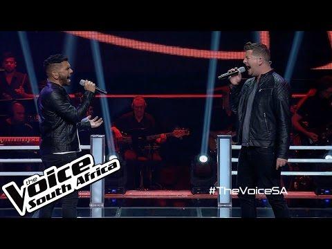 Craig vs Dylan - Feeling Good | The Battles | The Voice SA Season 2