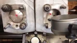 Calage 180 degrés moteur MBK bi-cylindre Motobecane