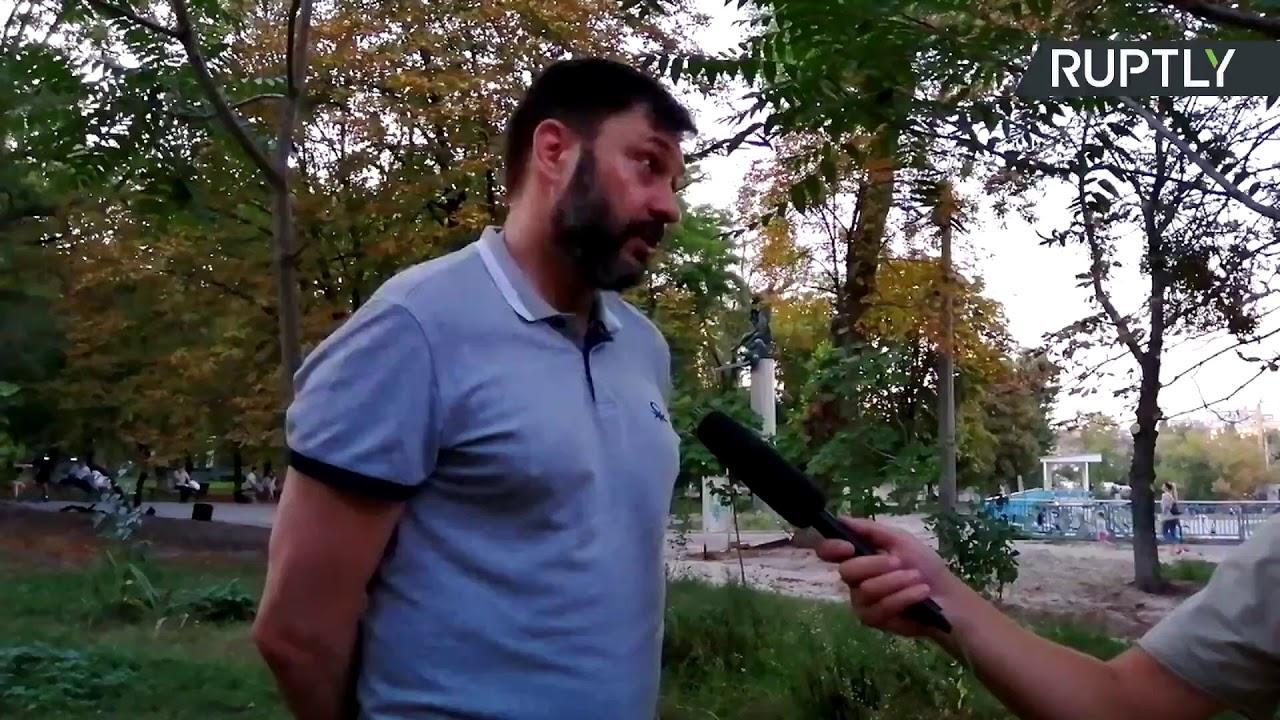Интервью Кирилла Вышинского после освобождения
