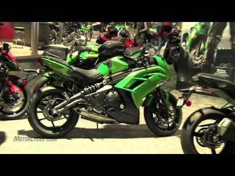 2011 Progressive International Motorcycle Show At Long Beach