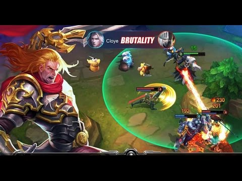 Moba Legends Gameplay Ios Android Youtube
