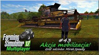 "Farming Simulator 17 - #43 ""Akcja mobilizacja!"""
