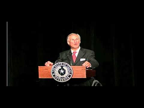 Governor Abbott Refutes the Impossibility of Success   Self Governing Citizens Can Do This