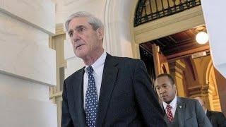 Trump says he won't fire special counsel Robert Mueller