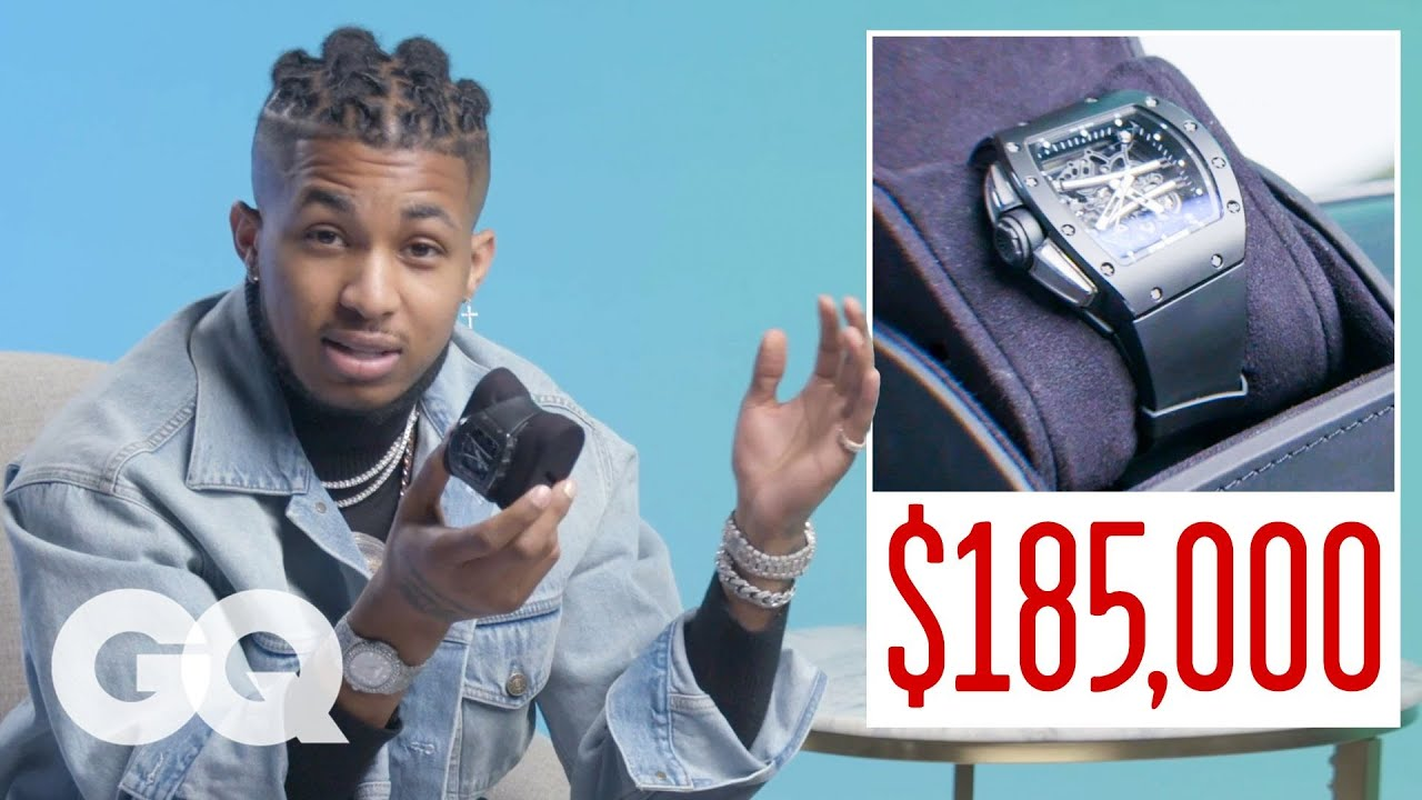 DDG Shows Off His Insane Jewelry Collection | On the Rocks