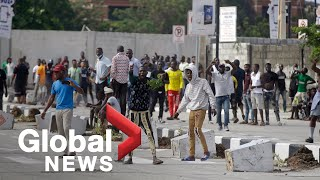 Looting, gunfire break out in Lagos as anti-police protests rage on