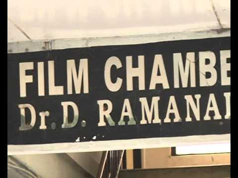 HYDERABAD CINEMA STUDIOS SARADHI ANNAPOORNA PRASAD LAB FNCC FILM CHAMBER RAMANAIDU