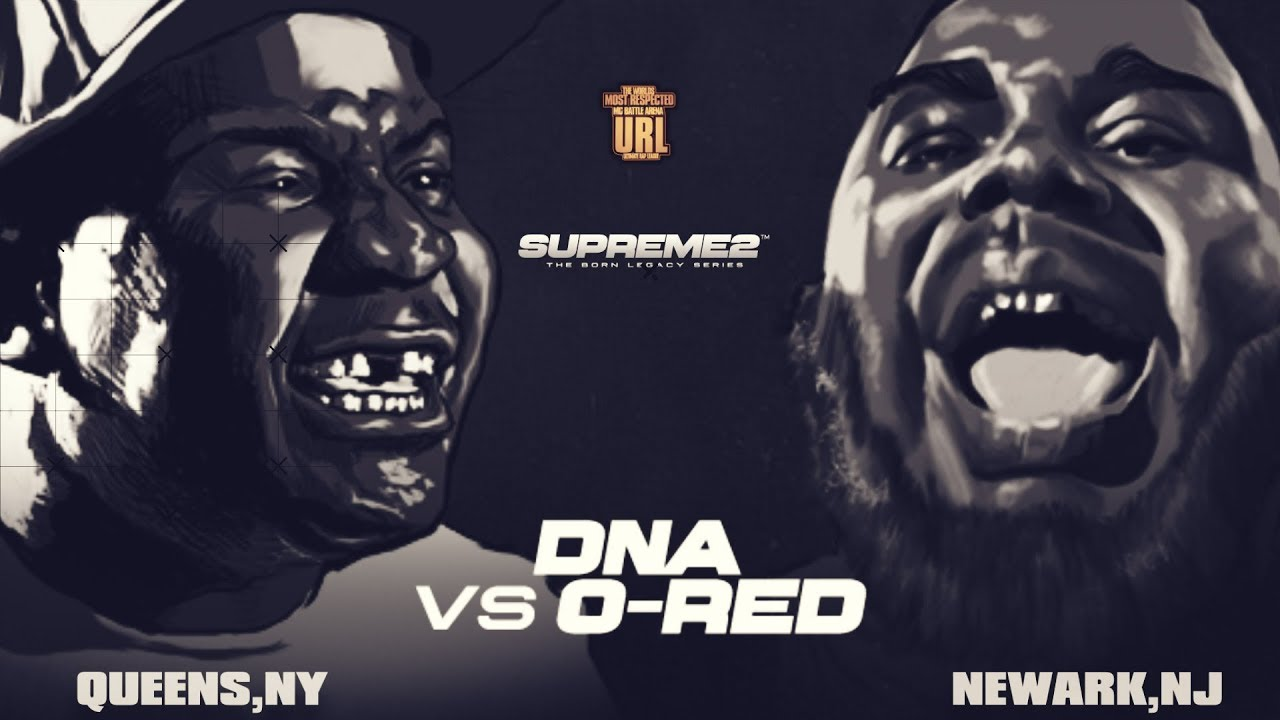 3DNA VS #ORED #SMACK/ #URL #RAP #BATTLE | #URLTV