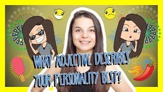 Lernen Sie die Top 15 Englisch Adjektive, um zu Beschreiben Ihre Persönlichkeit am Besten