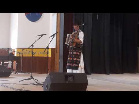 Ľuboš Vidiečan Heligonkári 2017 - Čierny Balog