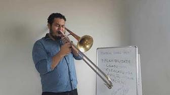 Resultado de imagem para Trombone Dooble PRO