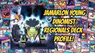 Indianapolis 24th Place Jamarlon Young; Dinomist Deck Profile!
