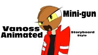Vanoss Animierte --- Mini-gun ~~~Storyboard-Stil~~~