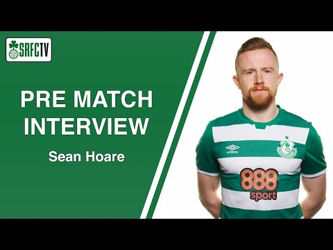Sean Hoare | Pre Match Interview v Derry City | 12 April 2021