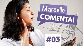 DOR NO OMBRO PODE SER ARTRITE? I Marcelle Comenta #03