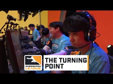 Hooreg - London Spitfire | The Turning Point | Overwatch League