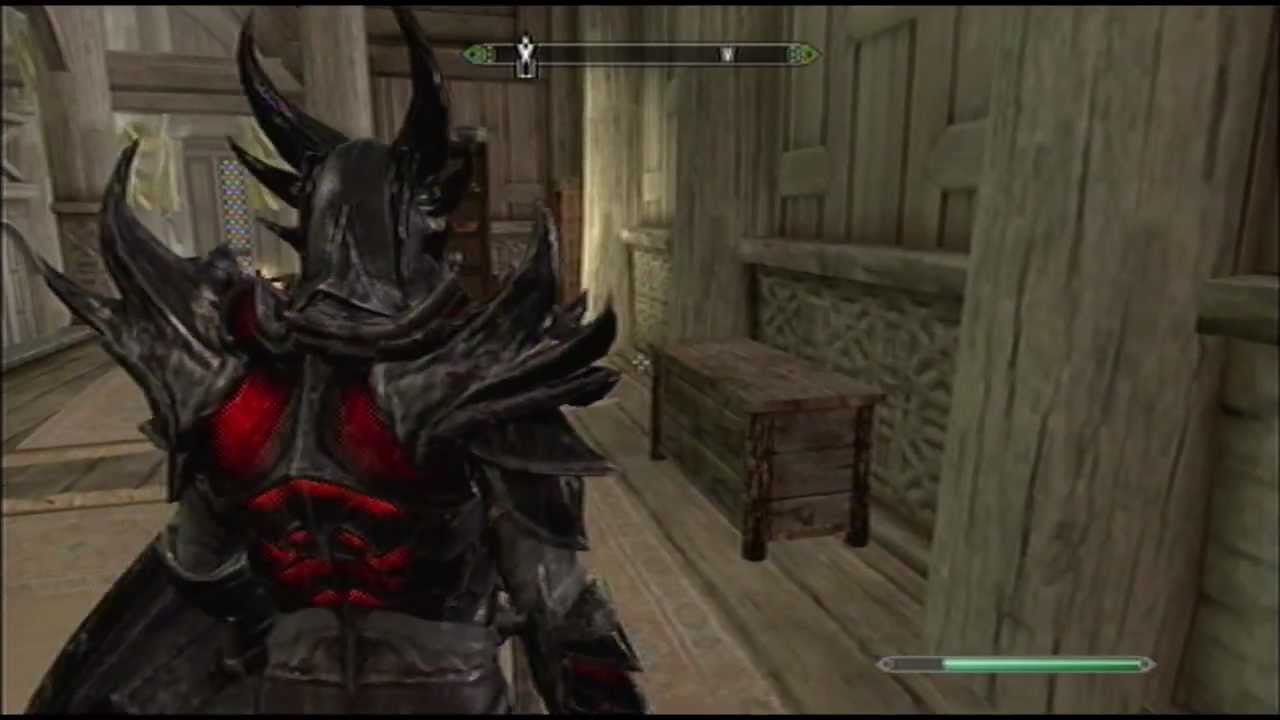 Skyrim How To Get Free Furniture For Your House Youtube