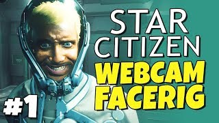 Star Citizen - FOIP Face Tracking #1 - Space Shopping