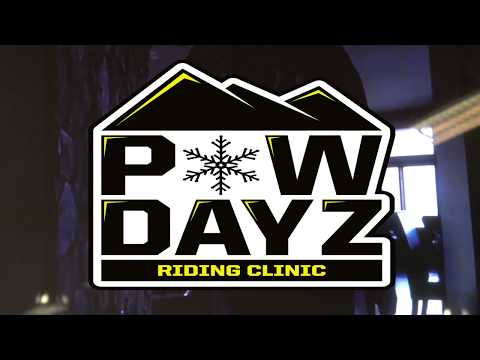 Powdays vlog with ross robinson and johan forsberg