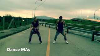 Monster Winer - Kerwin Du Bois & Lil Rick - Marlon Alves Dance MAs
