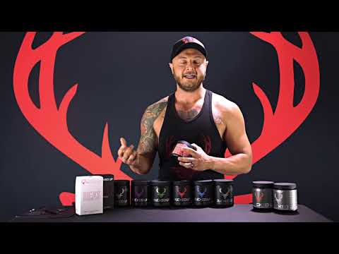 Bucked Up - Six Point Creatine - Product Knowledge