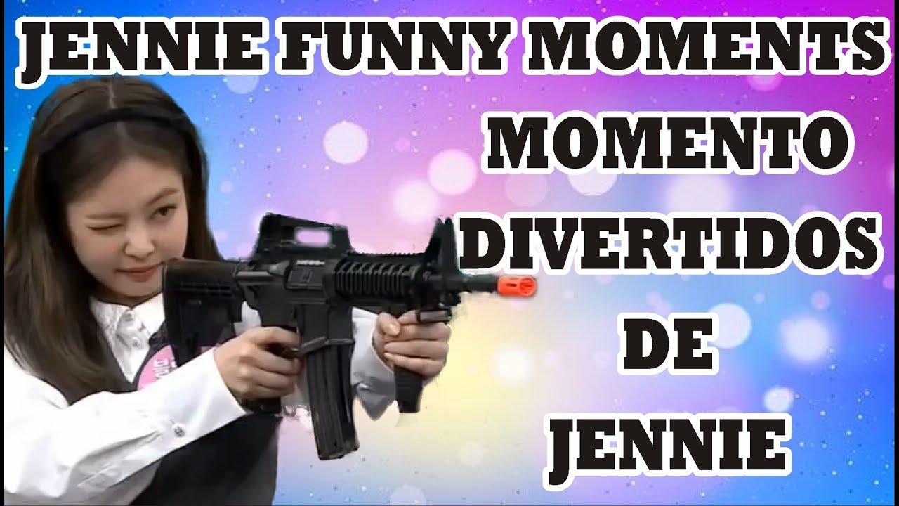 JENNIE DE BLACKPINK MOMENTOS DIVERTIDOS/JENNIE FUNNY MOMENTS BLACKPINK/ #HAPPYBIRTHDAYJENNIE