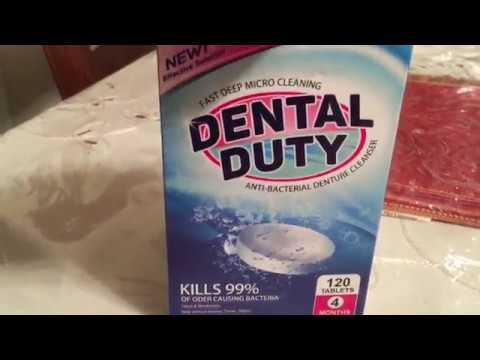 How to Clean Retainers | Dental Duty