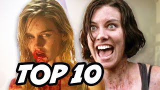 Fear The Walking Dead Episode 1 - TOP 10 WTF Moments