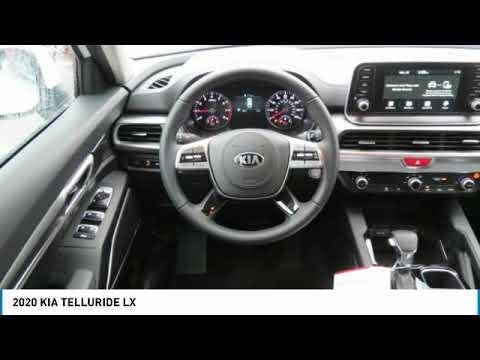 2020 Kia Telluride LX V6 l Kia Telluride Interior l Kia Telluride Walkaround