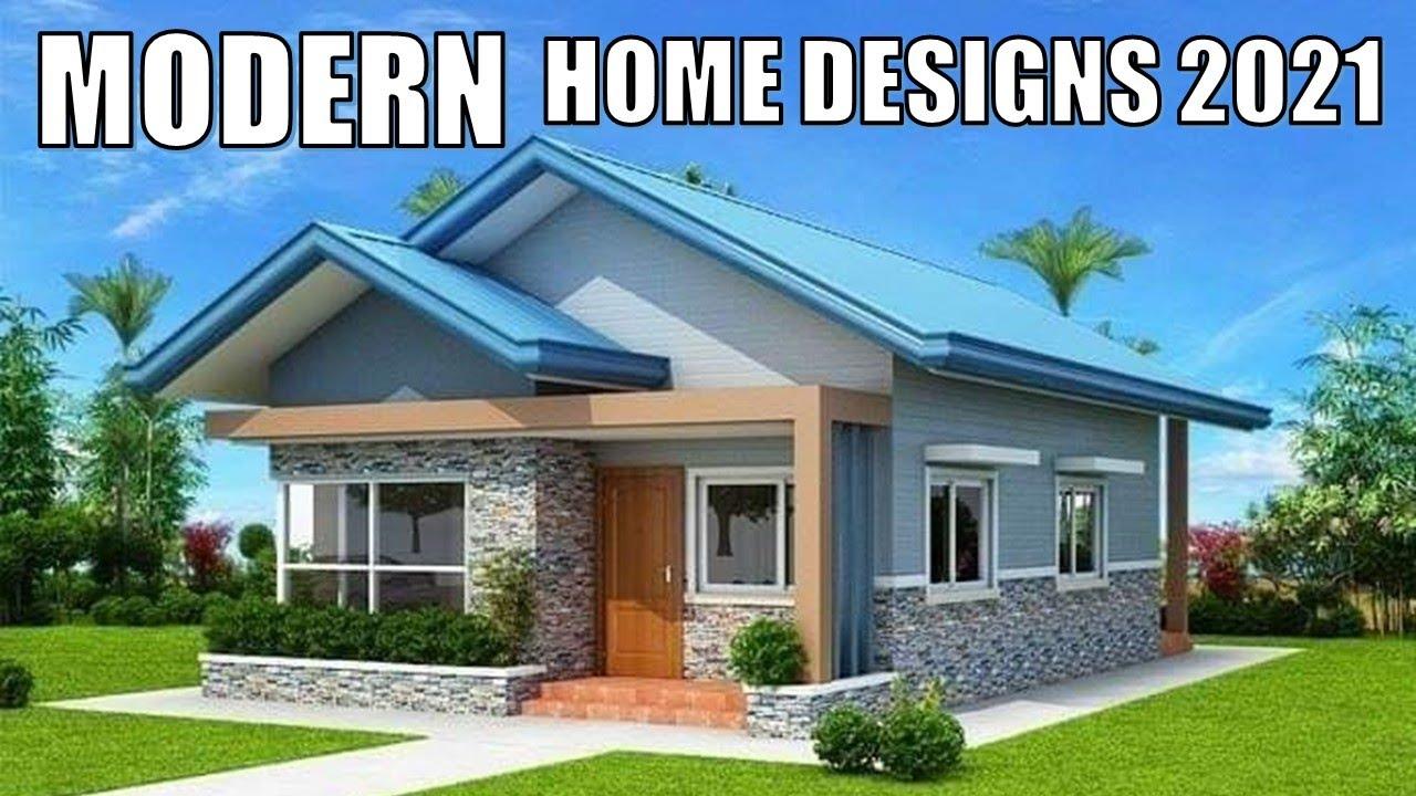 Modern Home Designs 2021 - YouTube