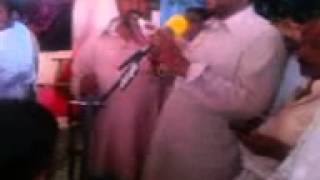 Chakwal party noha khawan in my village khaba barala,.30 may 2013..kamran shahzad jaffary