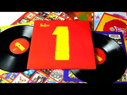 The Beatles  1  The Beatles Vinyl Collection Unboxing