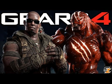 Gears of War 4 - New Characters & Gear Packs in the future!?