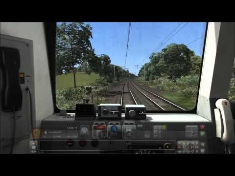 [TS2014] Class 321 Ipswich - Manningtree Short Run |