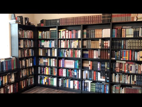 Pastor Library And Office Tour; My Study Walkthrough